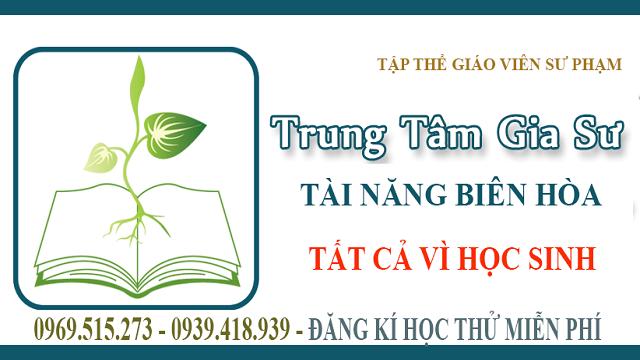 gia sư Biên Hòa